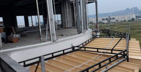 Mái xếp di động Khu công nghiệp Chàng Duệ, An Dương, TP Hải Phòng